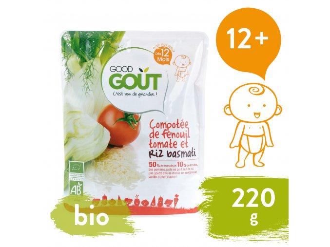 Good Gout BIO Fenykl 220 g