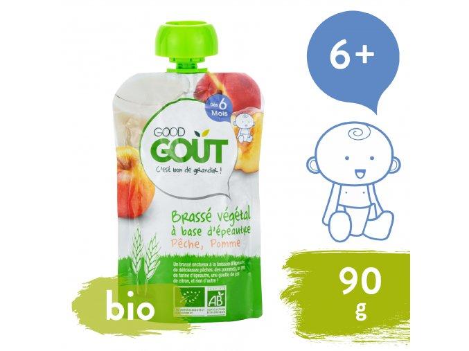 Good Gout BIO Jablko 90 g