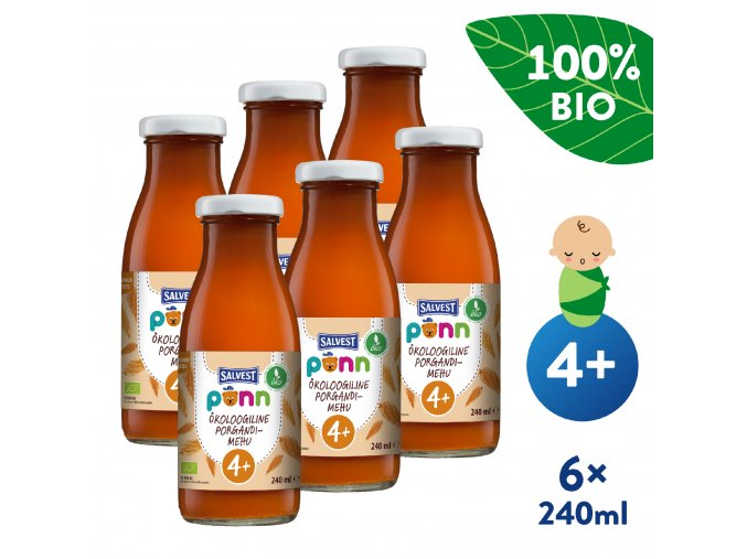 UNI Salvest Ponn BIO 4740073075548 6x240ml