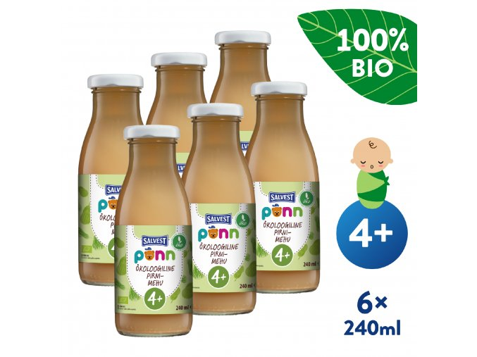 UNI Salvest Ponn BIO 4740073075562 6x240ml