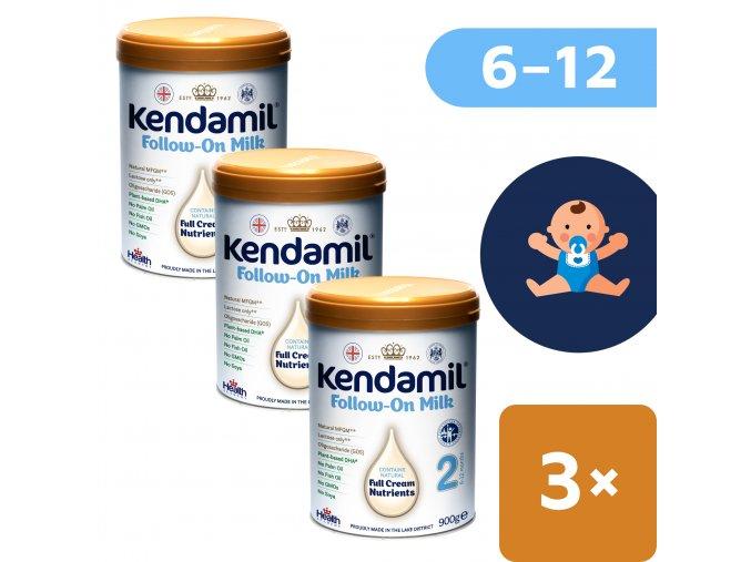kendamil 2 power 3x