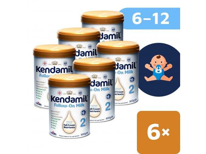 kendamil 2 power 6x