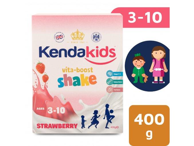 UNI Kendamil kids strawberry