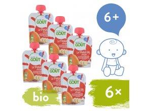 Good Gout BIO Mangová snídaně 6x70 g