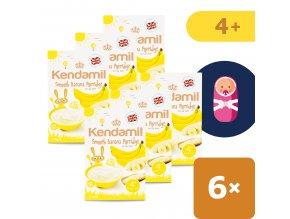 UNI Kendamil kase Banan 6x 5056000500410