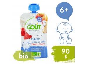 Good Gout BIO Jahoda 90 g