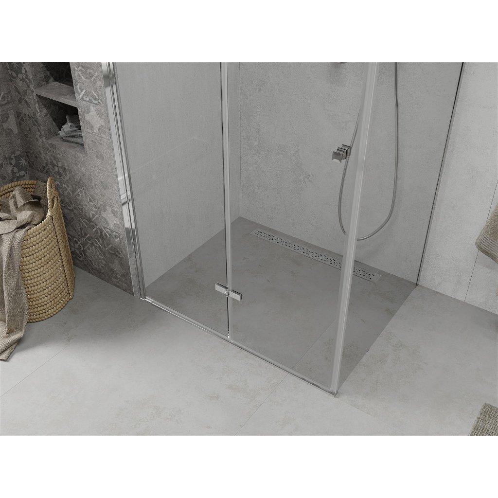 Mexen Lima sprchový kout 95x90cm, 6mm sklo, chromový profil-čiré sklo, 856-095-090-01-00