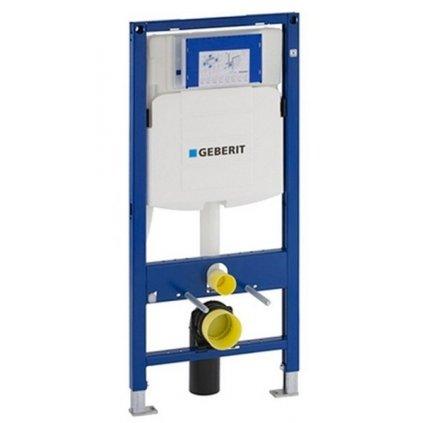 Geberit Duofix rám pro závěsné WC, se splachovací nádržkou sigma 12cm (UP320), 111.300.00.5