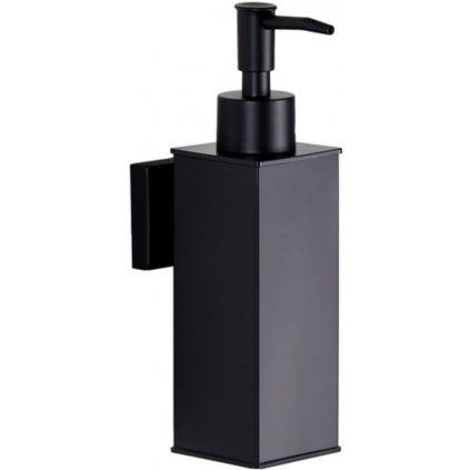 Mexen příslušenství, dávkovač mýdla kvadrat, černá, 70628-70