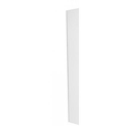 Mexen profilová lišta pro Kioto WALK-IN sprchové stěny 8mm, bílá, 800-00-20