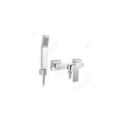 FERRO Zicco, sprchová baterie, chrom, BZI77
