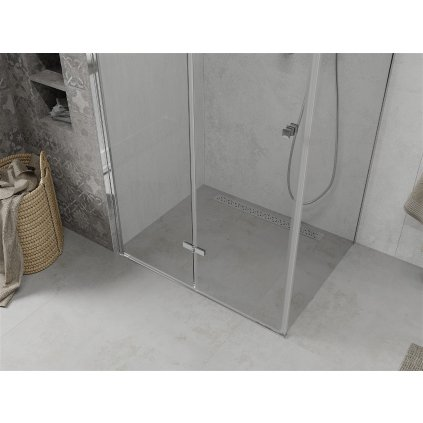 Mexen Lima sprchový kout 70x110cm, 6mm sklo, chromový profil-čiré sklo, 856-070-110-01-00