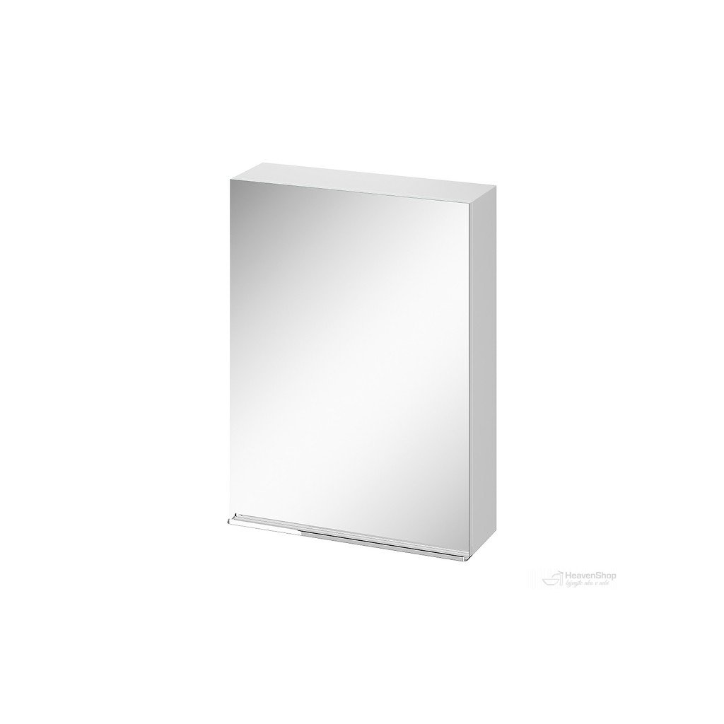 43606 cersanit virgo zrkadlova zavesna skrinka 60cm biela chrom s522 013