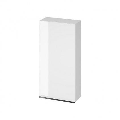 43579 cersanit virgo zavesna skrinka 40cm biela cierna s522 036