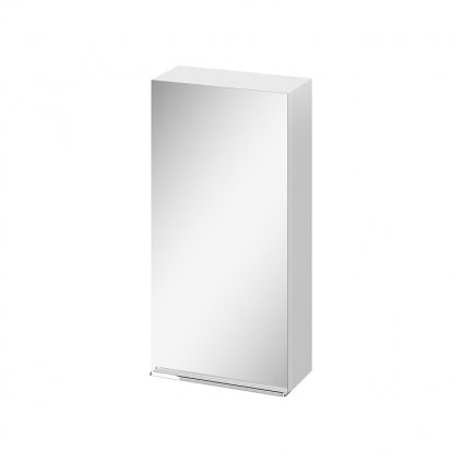 43588 cersanit virgo zrkadlova zavesna skrinka 40cm biela chrom s522 010