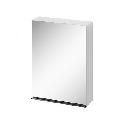 43603 cersanit virgo zrkadlova zavesna skrinka 60cm biela cierna s522 014