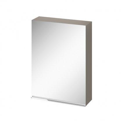43612 cersanit virgo zrkadlova zavesna skrinka 60cm seda chrom s522 015
