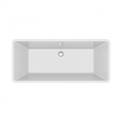 47992 cersanit volne stojaca akrylatova vana crea 162 x 72 cm s301 299