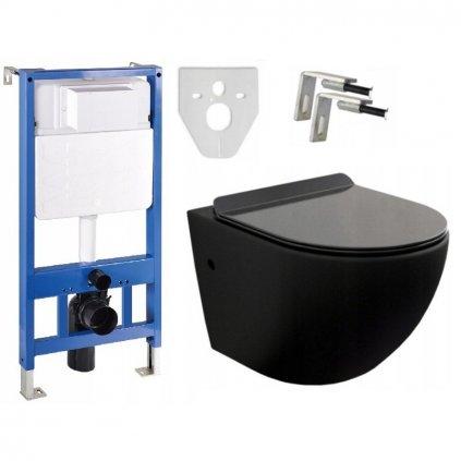 62704 1 zavesny set mexen fenix wc lena rimless cierna 48 x 36 cm pomaly padajuca doska slim 60100 3322xx85 podlozka