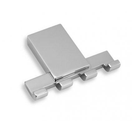 Novaservis - Štvorháčik Metalia 9 chróm, 0943,0