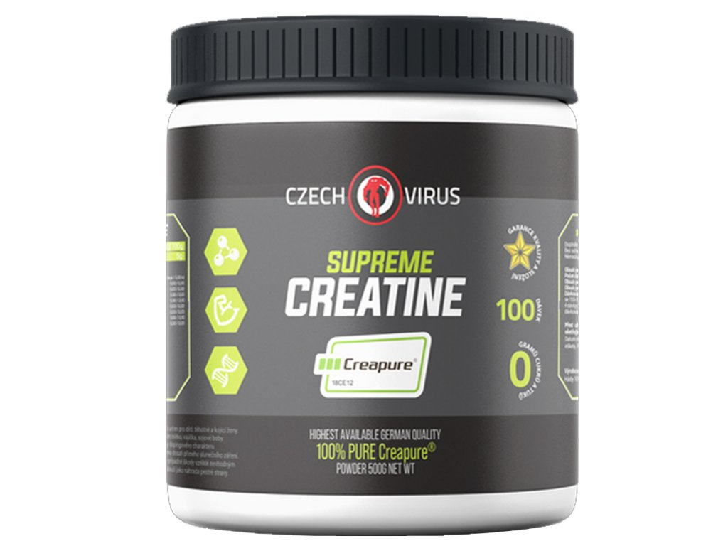Czech Virus Supreme Creatine