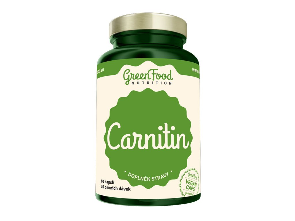 GreenFood Nutrition Carnitin