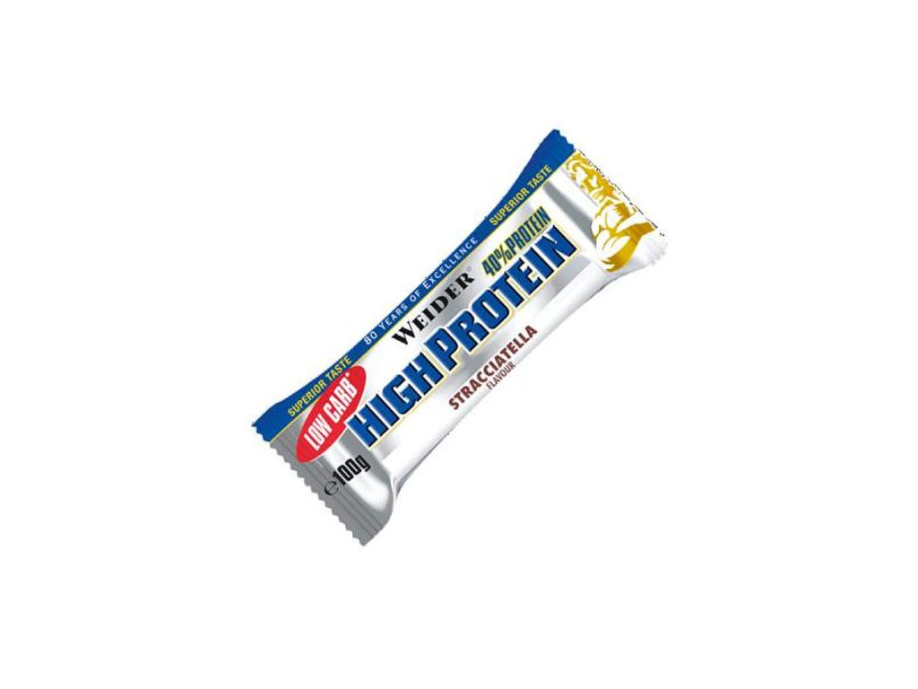 Weider High Protein Low Carb