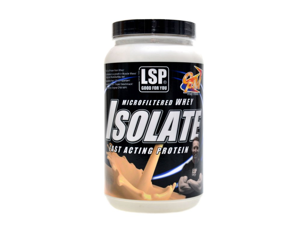 LSP Sports Nutrition Whey Isolate micro
