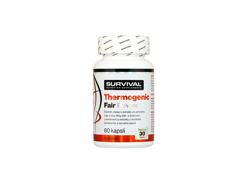 Survival Thermogenic Fair Power