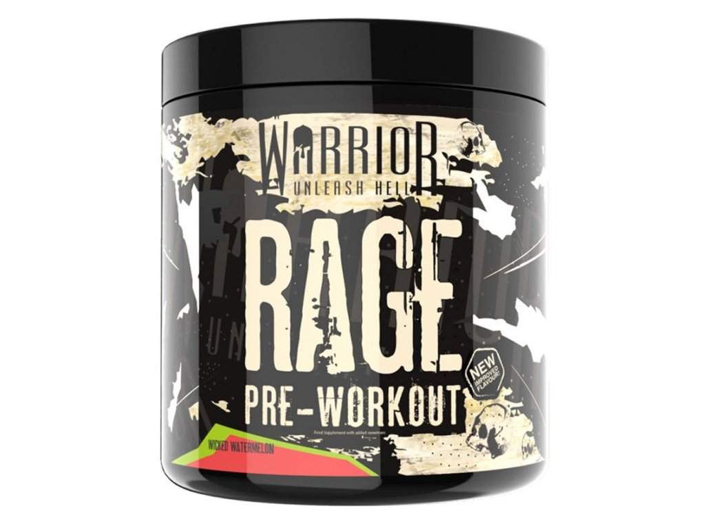 Warrior RAGE Pre-Workout