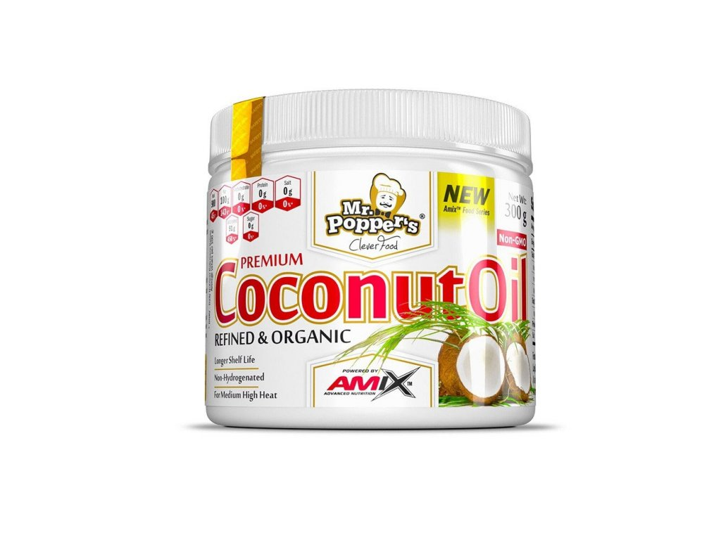 Amix Nutrition Coconut Oil
