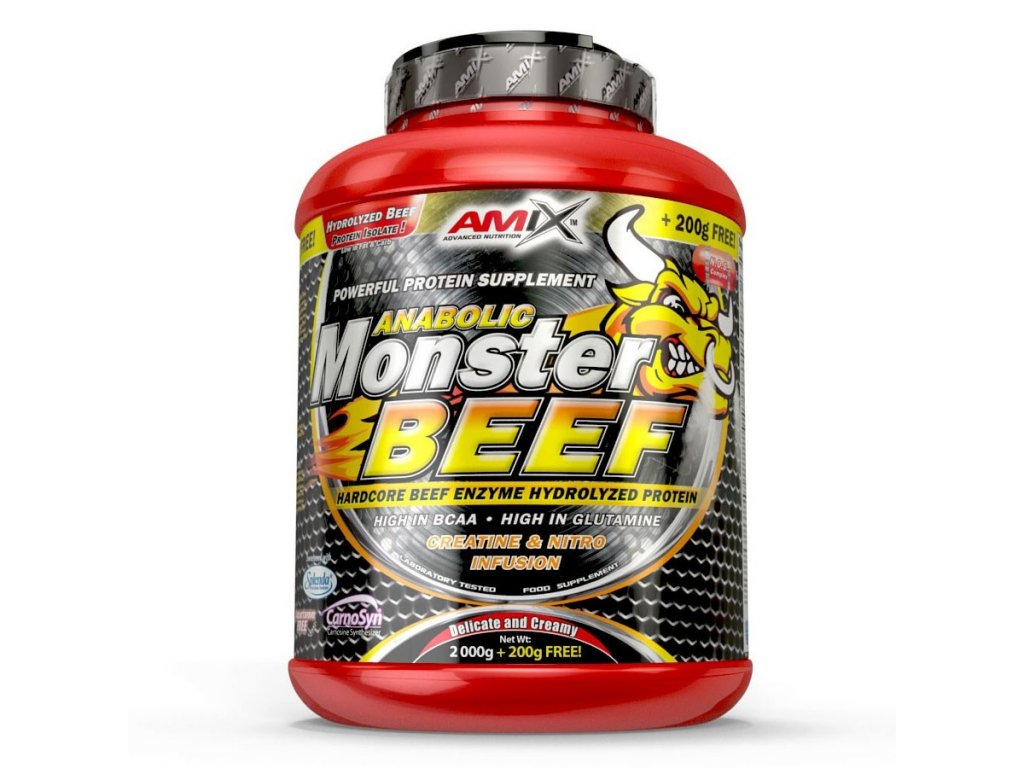 Amix Nutrition Anabolic Monster Beef Protein