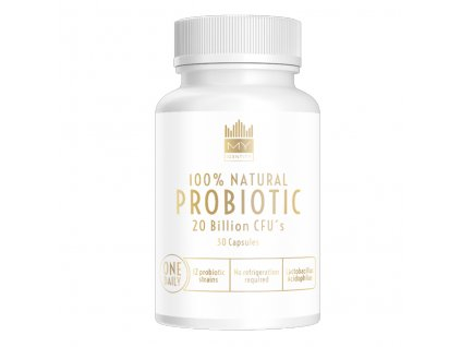 My Identity 100% Natural Probiotic