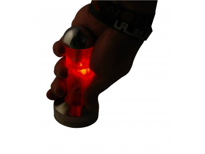 Digital Light Trafick Tamper Red