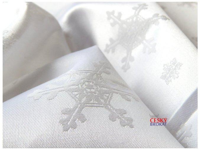Odasan 163 snowflakes white