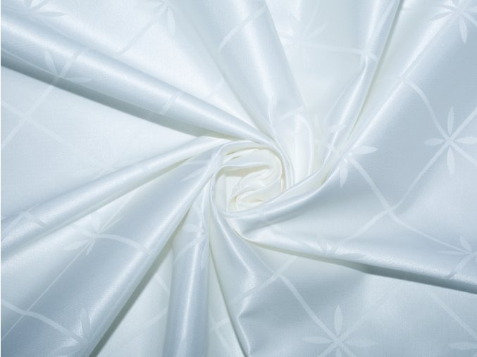 R5702 mřížka bílá spirála