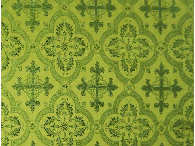 R 6357 50749 brokat trnova koruna olivova 1