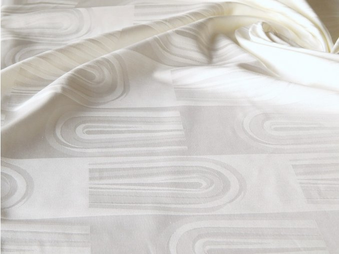 Odaska 163 horseshoe white