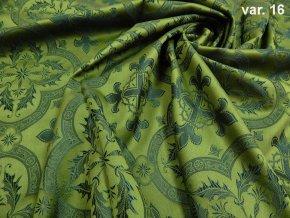 r 6357 16 brokat 51308 zelena 1