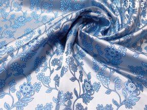 r 6448 r 15 ondrin krojovy brokat modra 1
