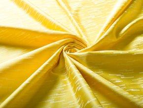 R5989 čárky žlutá spirála