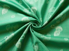 holubička zelená spirála