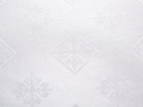 R5704 rámeček se vzorem bílá detail