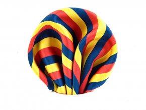 57401130 kapesnicek trikolora rumunsko cervena zluta modra 1
