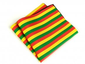 57401129 kapesnicek trikolora zluta zelena cervena
