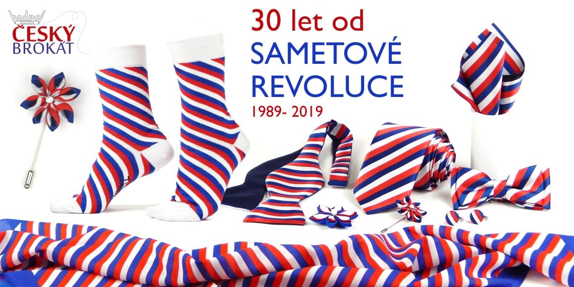 30 let od sametové revoluce
