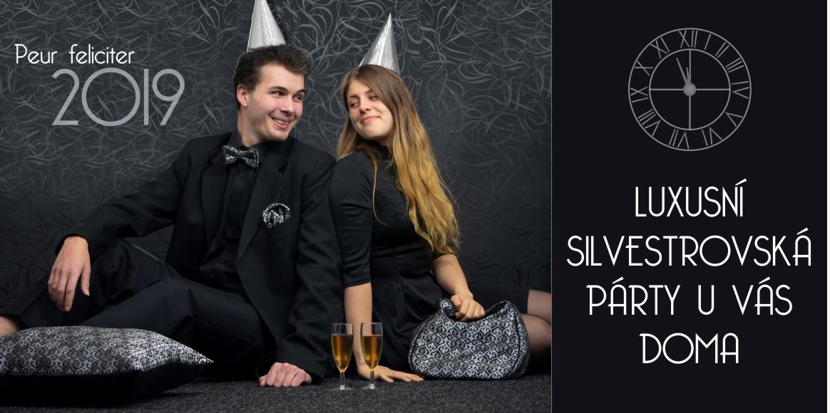 Luxusní silvestrovská párty u vás doma