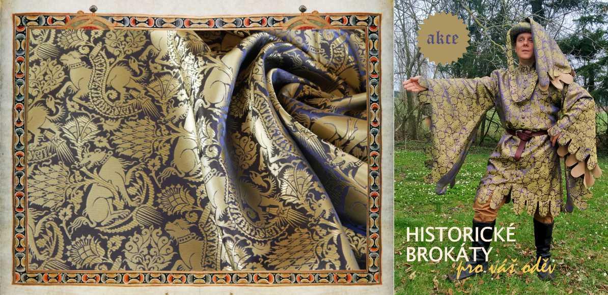 Historické brokáty