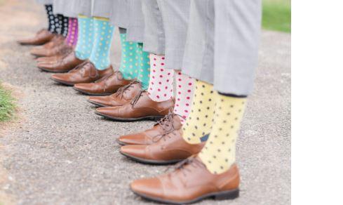 Výstřižek-ponožky