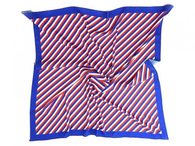 šátek trikolora